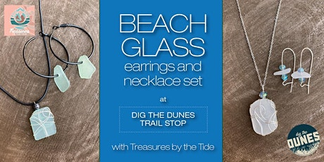 Beach Glass Wire Wrapping Class tickets