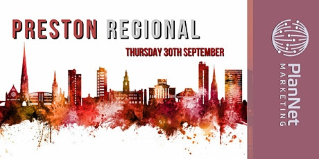 PlanNet Marketing Preston Regional tickets