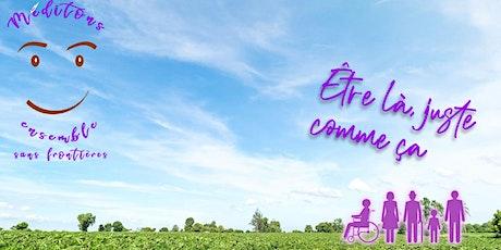Méditation  - Atelier d'information: MBSR  du12 Oct. au 29 Nov. 2021 billets