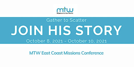 MTW East Coast Conference 2021: Gather to Scatter tickets