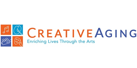 Creative Aging Senior Studio:  Abstract Painting with Sarah Nowlin tickets