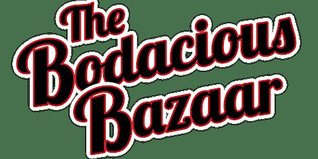 Bodacious Bazaar Fall 2021 tickets