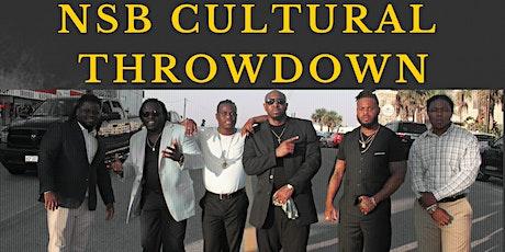 New Smyrna Beach Cultural Throwdown tickets