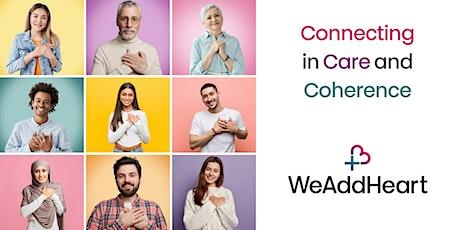WeAddHeart Clare [online] tickets