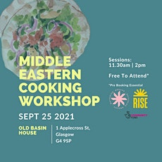 Gathering Ground x Rise : Middle Eastern Cooking W tickets