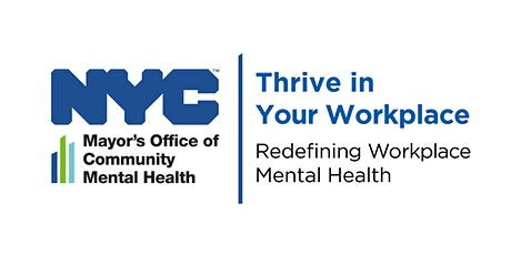 Workplace Mental Health Train-the-Trainer Series tickets