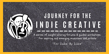 Indie Creative Forum 2B: A Deep-Dive Into Being an Indie Musician tickets