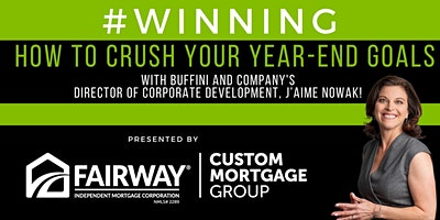 #WINNING – How To Crush Your Year-End Goals