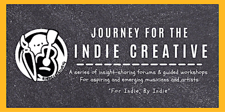Indie Creative Forum 1A: Overview Of The Indie Visual Art Landscape tickets