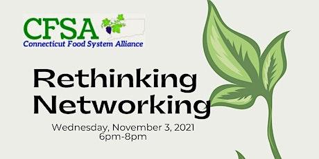 Rethinking Networking tickets