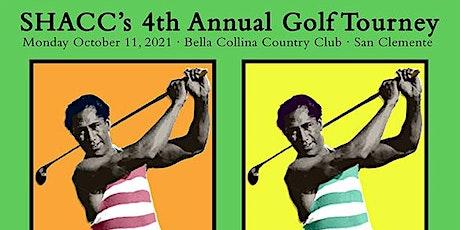 SHACC's 4th Annual Golf Surfari tickets