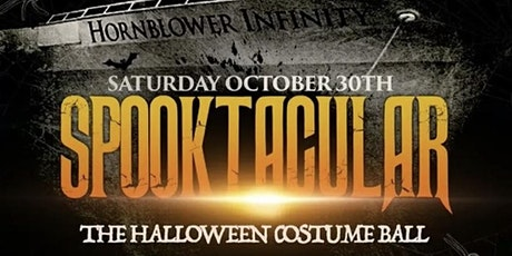 SPOOKTACULAR THE HALLOWEEN COSTUME YACHT PARTY tickets