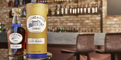 Sazerac de Forge - Tasting Cognac as it was 200 Years Ago tickets