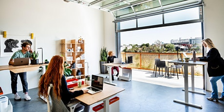 Back to Work: Designing for the Future of Office Presented by Zeppelin tickets