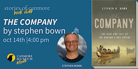 Stories of Canmore Book Club: The Company tickets