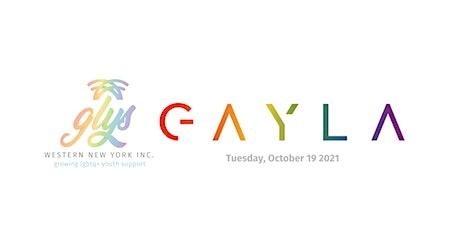 GLYS WNY Annual GAYLA 2021 tickets