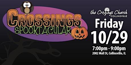 Crossings Collinsville Spooktacular! tickets