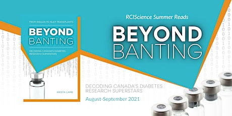 RCIScience Book Club: 'Beyond Banting' Author Talk tickets