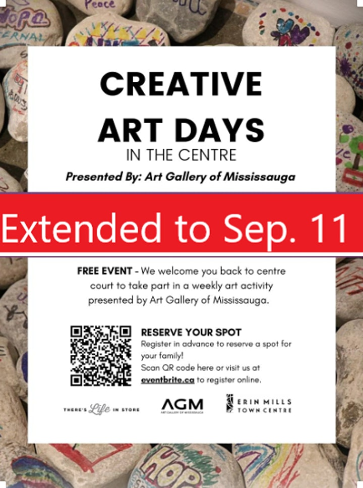 Creative Arts Days in the Centre image