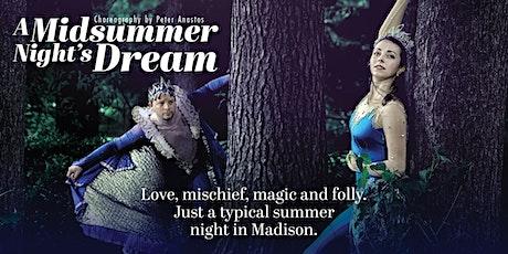 Delafield - A Midsummer Night's Dream tickets