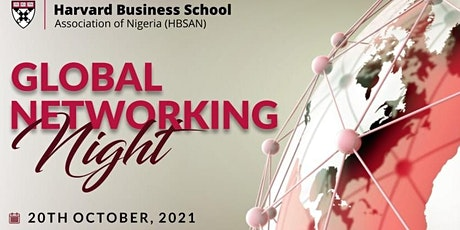 Global Networking Night 2021 tickets