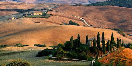 Under the Tuscan Sun Dinner tickets