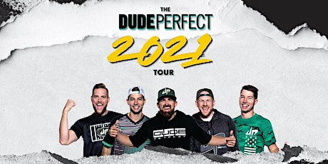 Dude Perfect - VIP Experience Volunteer - Cleveland, OH tickets