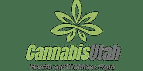 cannabis utah health and wellness expo tickets