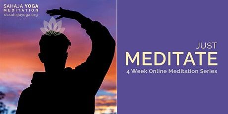 4 Week Online Meditation Series (Free) tickets