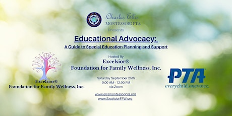 Educational Advocacy: A Guide to Special Education Planning and Support tickets