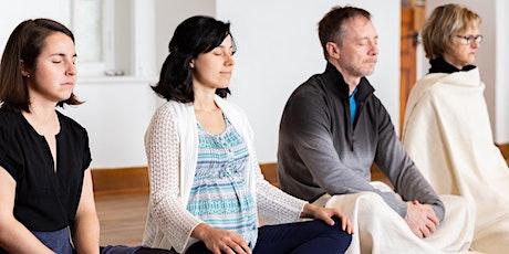 Rendez-vous de méditation billets