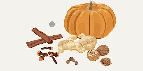 Anything But Basic - Pumpkin Spice Skin + Body Workshop - October tickets