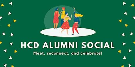 HCD Alumni Social tickets