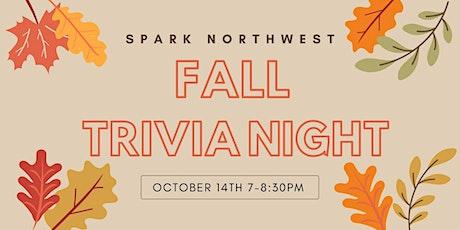 Fall Virtual Trivia Night tickets