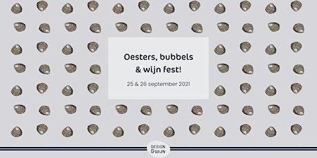 Oesters, bubbels & wijn fest! tickets