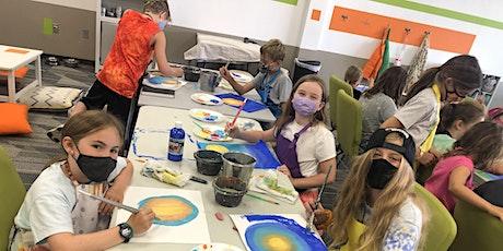 Kid's Saturday Art Class tickets