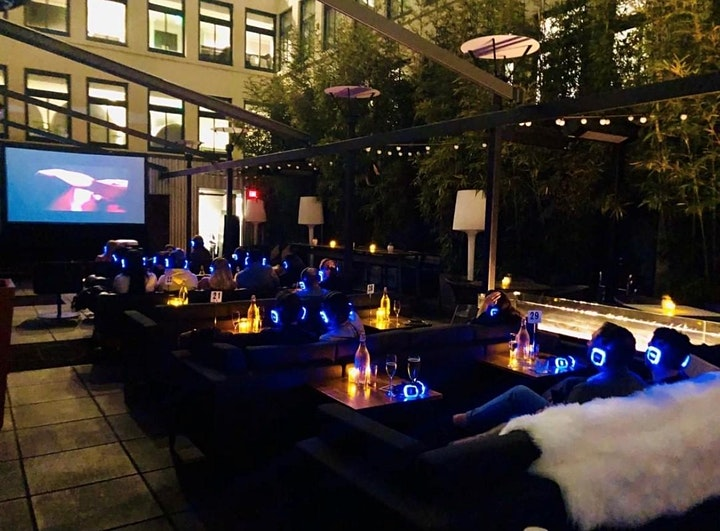 Second Summer Outdoor Movie Series at Dirty Habit image