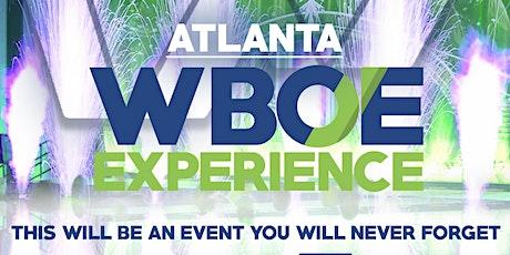 WBOE Experience tickets