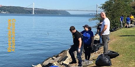 The International Coastal Cleanup - Riverside Park (148th St Coast) tickets