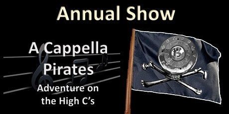 Country Gentlemen Annual Show - A Cappella Pirates Adventure on the High Cs tickets