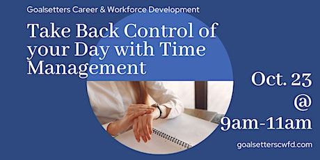 Take Back Control of Your Day with Time Management tickets