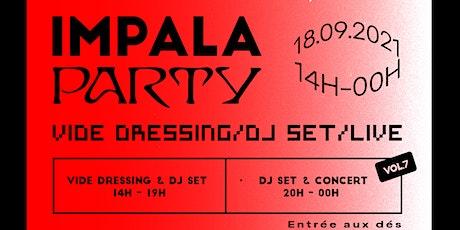 IMPALA PARTY VOL.7 billets