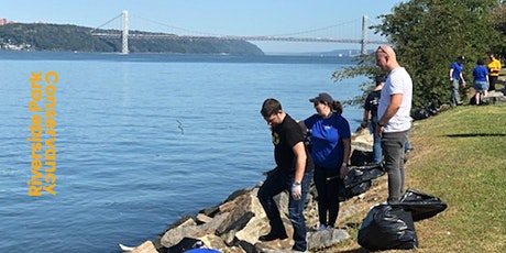 The International Coastal Cleanup - Riverside Park South @68th Street tickets