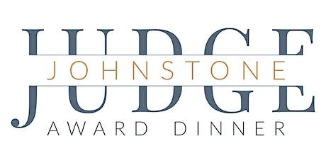 Kentucky Bar Foundation's 5th Annual Judge Johnstone Award Dinner tickets