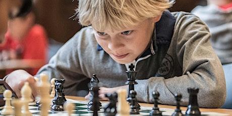 Hampshire Junior Chess Tournament 2021 tickets