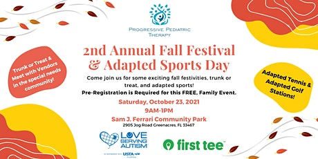 2nd Annual Fall Festival & Adapted Sports Day tickets
