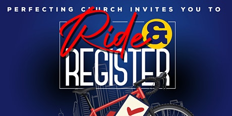 Ride and Register: Your Vote Matters! tickets
