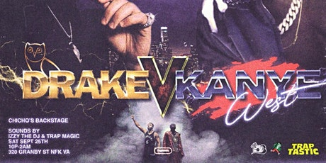 Drake Vs Kanye #DrakeNight tickets