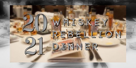 Whiskey Rebellion Dinner tickets