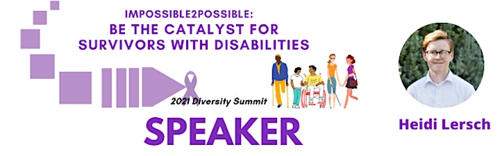 3rd Annual Diversity Summit - Impossible2Possible image